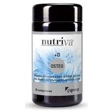 Nutriva D+ Osteo 50 Cpr