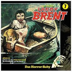 Larry Brent - 07-Das Horror-Baby