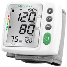 Misuratore Pressione Arteriosa Da Polso Bw 315 Bianco 51072
