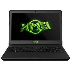 XMG A516-mkr, I7-6700HQ, DVD Super Multi DL, Touchpad, Windows 10 Home, Ioni di Litio, 64-bit