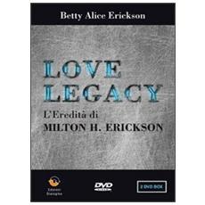 Mio padre Milton Erickson. 2 DVD