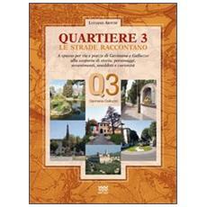 Quartiere 3. Le strade raccontano. A spasso per vie e piazze di Gavinana e Galluzzo alla scoperta di storia, personaggi, avvenimenti, aneddoti e curiosità