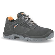 HOMEGARDEN - Scarpa antinfortunistica sicurezza S1P SRC calzatura in tomaia  misura 40 2f58dd6fa67