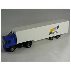 63101 Man M2000 M 2 Axles Semitrailer 1/50 Modellino