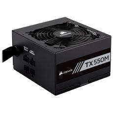 Alimentatore TX550M 550 W ATX Certificazione 80 Plus Gold