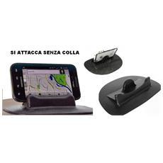 Supporto Choyo Antiscivolo Auto Cruscotto Per Smartphone Navigatore Gps Ipad Tablet