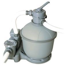 Pompa filtrante a sabbia 3785 litri ad ora