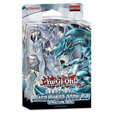 Yu-Gi-Oh!Str. Deck Drago Bianco Occhi Blu