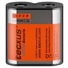 Batteria Litio 6 Volt 1500Mah Crp2
