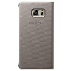 S-View Cover EF-CG928 Galaxy S6 Edge+ oro
