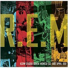 R. E. M. - Kcrw Studios, Santa Monica Ca 03-04-91