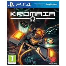 PS4 - Kromaia Omega
