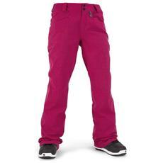 Pantalone Donnatransfer Viola Xs