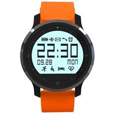 Smartwatch F68 con Bluetooth 4.0 Colore Arancio
