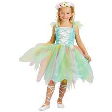 Costume Da Fatina Per Bambina 4 A 6 Anni