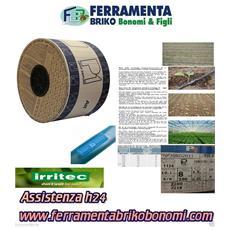 Manichetta Ala Gocciolante Mt 2600 Irrigazione Dm 16-8mil Passo 20
