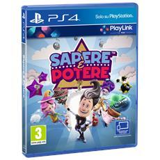 SONY - PS4 - Sapere è Potere Playlink