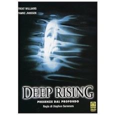 Deep Rising - Presenze Dal Profondo (1998) Dvd