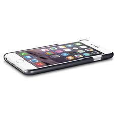 Custodia protettiva metallica snap-on, iPhone 6 Plus