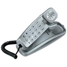 BRAVOSLIM Telefono fisso a filo con tasti grandi