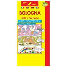Bologna 1:13.500. Con guida turistica