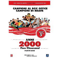 Anni 2000 Cofanetto - Parte 02 (5 Dvd)