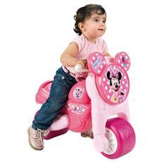 Motofeber primi passi con Minnie