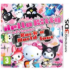 N3DS - Hello Kitty & Friends: Rock'n World Tour