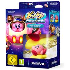N3DS - Kirby Planet Robobot + Amiibo