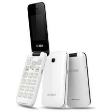 """2051D Bianco Dual Sim Display 2.4"""" +Slot MicroSD Wi-Fi Fotocamera 2Mpx - Italia"""