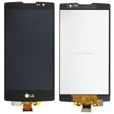 Ricambio Display Originale Lcd + Touch Nero Per Lg Spirit H440