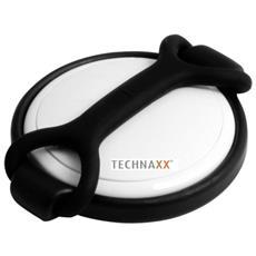 Fittypet Tx-46 Clip-on Activity Tracker Senza Fili Ip67 Nero, Bianco 4558