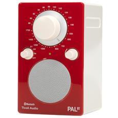 PAL BT, 3,5 mm, Nichel-Metallo Idruro (NiMH) , Portatile, Analogico, AM, FM, 5 - 40 °C