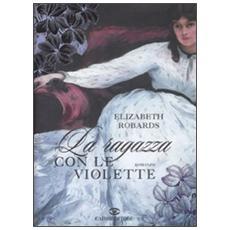 La ragazza con le violette