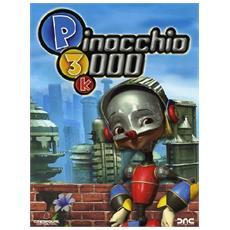 P3k - Pinocchio 3000