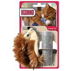 Per gatti modello Hedgehog a forma di riccio morbido e riempibile con erba gatta