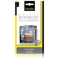 Pellicola Protettiva Anti Impronta per Huawei P9 Lite (2Pz)