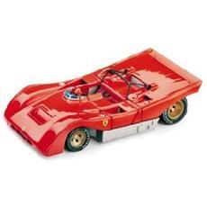 Bm0257 Ferrari 312 Pb Prototipo 1971 1:43 Modellino