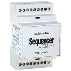 Relè Di Controllo Da Barra Din Sequencer Ve554200