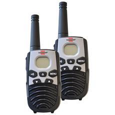 PMR Walkie Talkie TRX 3500 8 canali raggio di azione 5 km