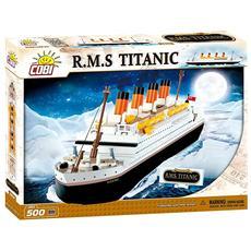 Gioco 1914 - Set Costruzioni R. m. s. Titanic *02827