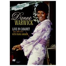 Dionne Warwick With Frank Gorshin - Live In Cabaret / July 18Th 1975