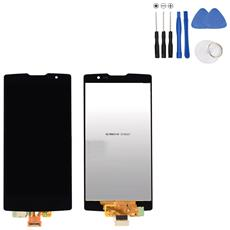 Ricambio Lcd Display + Touch Screen Unit Nero Originale Per Magna H500f H502f