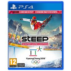 UBISOFT - PS4 - Steep Winter Games Edition