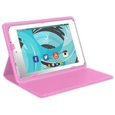 """Tablet Con Custodia Brigmton Btpc-702qc-r+btac74 7"""""""" Ips 1 Gb Ram 8 Gb Android 5.1 Lollipop Quad Core Rosa"""
