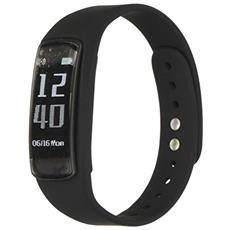 -mobile Fit Band Wristband Activity Tracker 0.96 Oled Senza Fili Ip67 Nero F-bandba