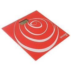 Pesapersone elettronica Stube Rose, Rosso