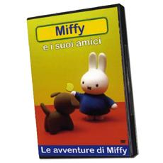 DVD MIFFY #01-LE AVVENTURE DI M. (es. IVA)