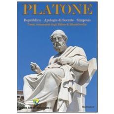Platone. Repubblica, Apologia di Socrate, Simposio. I testi, commentati dagli editor di Montecovello
