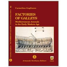 Factories of galleys. Mediterranean Arsenals in the early modern age